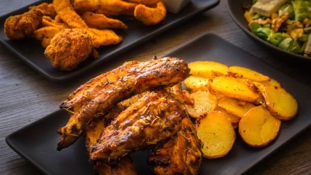 La Parrilla de Pollos Planes- Salera Sugerencia del chef