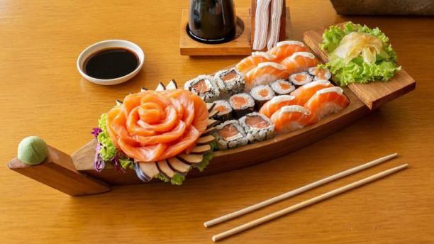 Nakato Sushi Vila Sônia Servido no a la carte e Rodízio