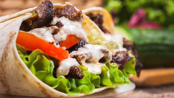 Turkish Doner Kebab kebab