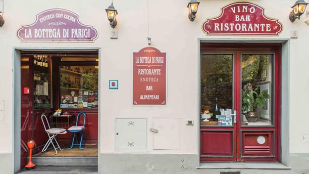 La Bottega di Parigi Esterno