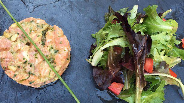 Restaurant la cuisine de cesar sainte maxime menu for Cuisine cesar prix