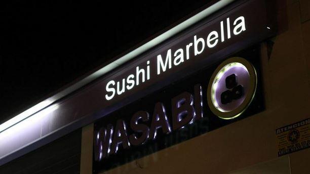 Wasabi Sushi Marbella wasabi