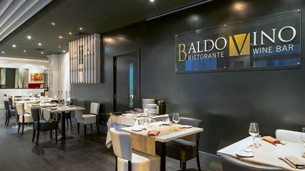 Baldovino Ristorante Wine Bar La sala