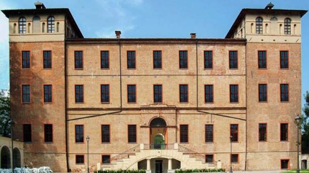 Ristorante Castello della Rovere La enrtrata