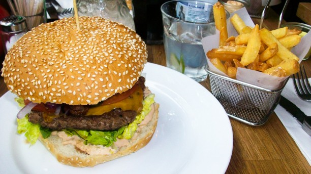 Haché Gourmet Burger in Copenhagen - Restaurant Reviews, Menu and Prices - TheFork