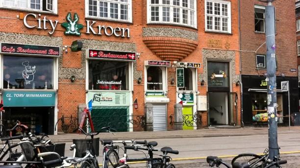 City Kroen Entrance