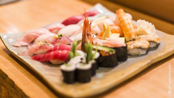Kiyomizu Restaurant Menu