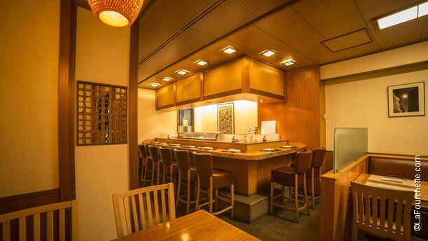 Kiyomizu Vue de l'intérieur