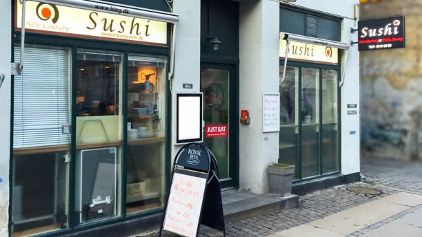 Sushi New Century entre