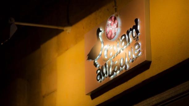 Au Canard Laqué logo