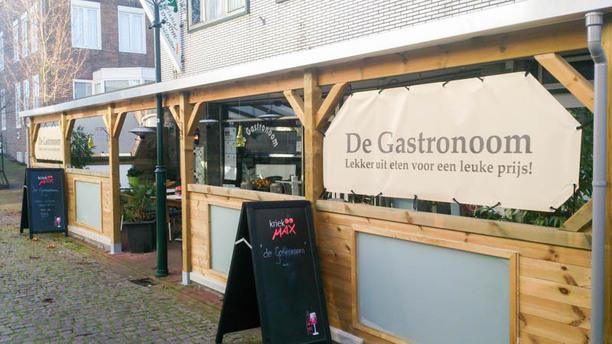 De Gastronoom Ingang