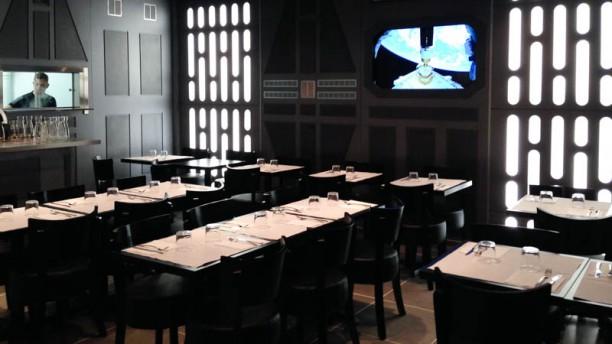 Odyssey - Restaurant galactique Salle du restaurant
