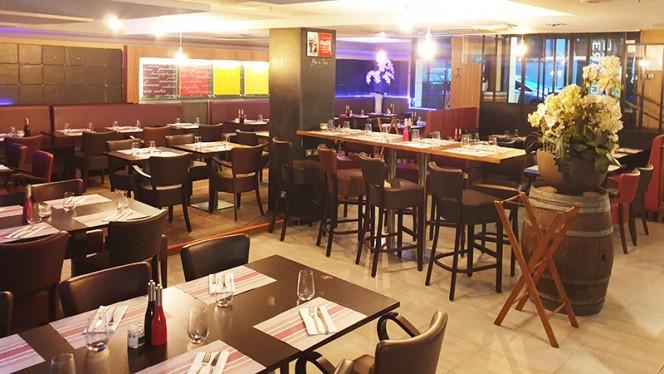 Le Square - Restaurant - Nantes