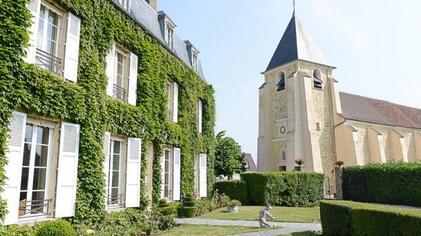 Château de Sancy Aperçu de l'extérieur