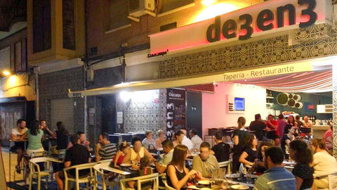 de3en3, Murcia