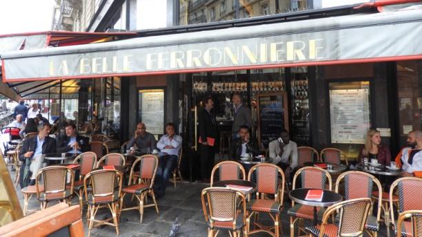 Restaurant la belle ferronni re paris 75008 champs - Belle maison restaurant paris ...