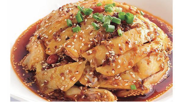 Asia Express Chen Suggestion de plat