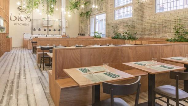 Bio's Kitchen Vista sala