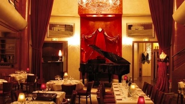 Le Bel Canto Neuilly Vue d'ensemble de la salle