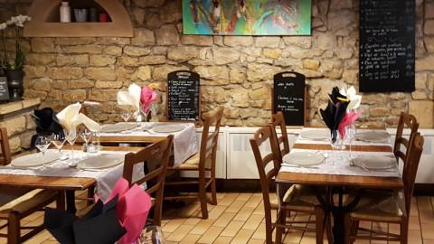 restaurant - Le Médieval - Balan