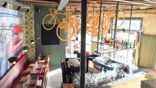 Papy Mougeot - Restaurant - Nantes