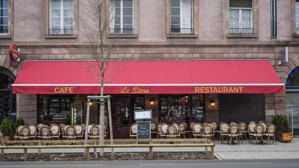 Brasserie le Stern façade
