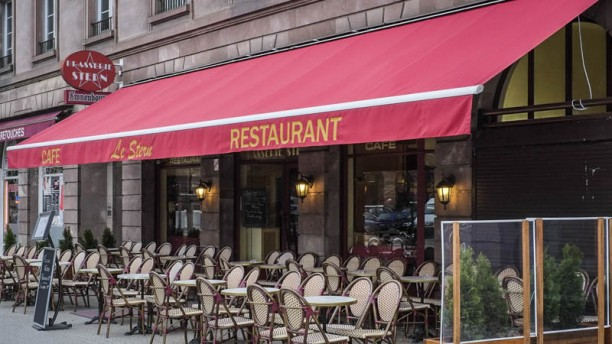 Restaurant Etoile Lorraine Alsace