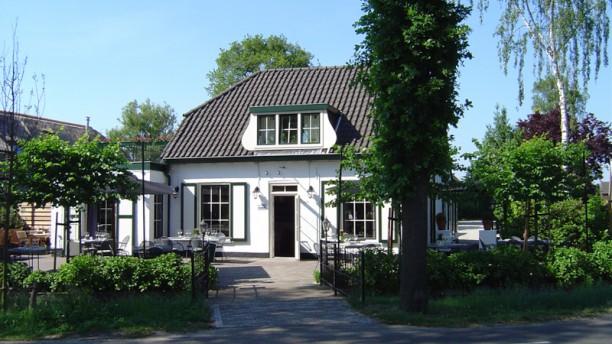 Restaurant Zilt & Zoet Zilt & Zoet terras zijde
