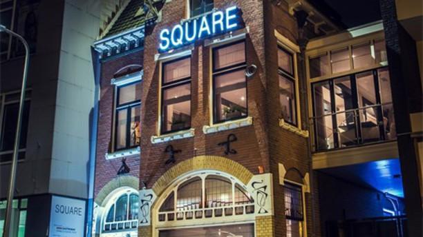 Square Gastrobar Ingang