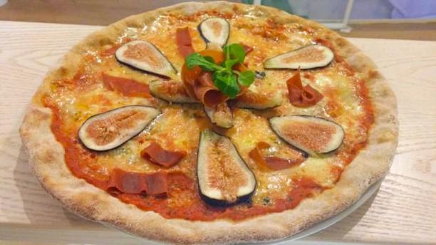 Naturalmente Pizza e fichi