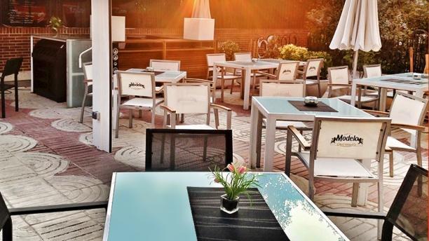 Terraza La Escondida In Pozuelo De Alarcón Restaurant