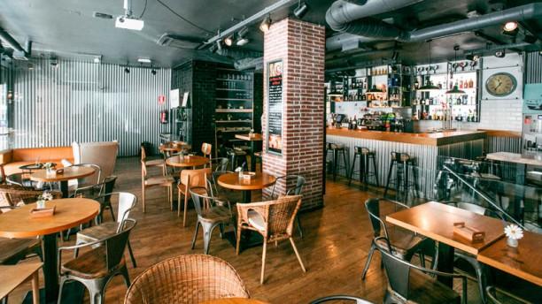 Havana 25 Lounge&Bar Vista de la sala