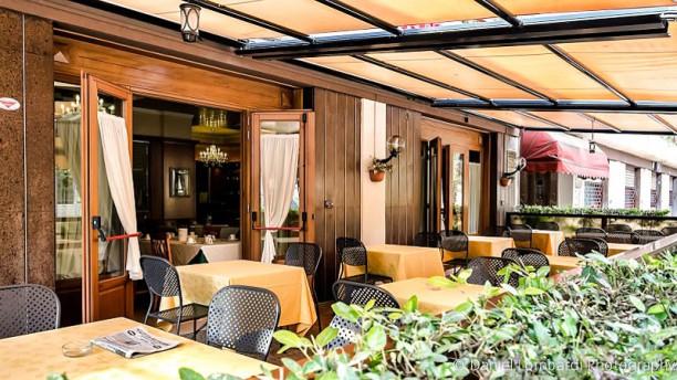 Il Giglio Sala del ristorante