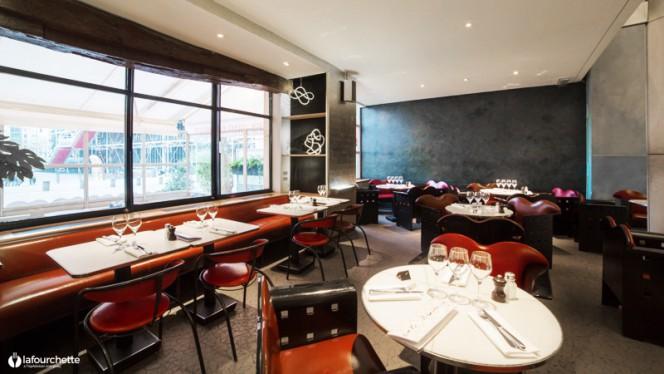 Café Beaubourg - Restaurant - Paris
