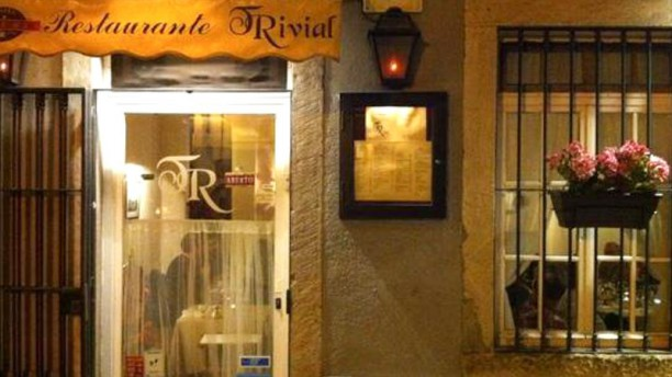 Restaurante Trivial Entrada