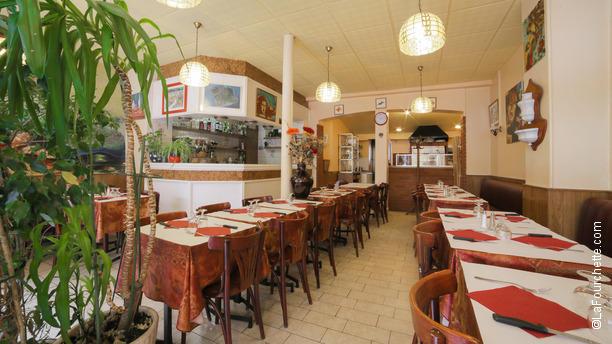 Le Stromboli Aperçu de l'intérieur