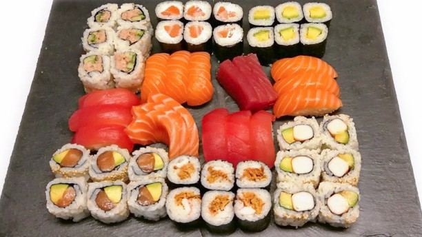 Sushi Party Suggestion de plat