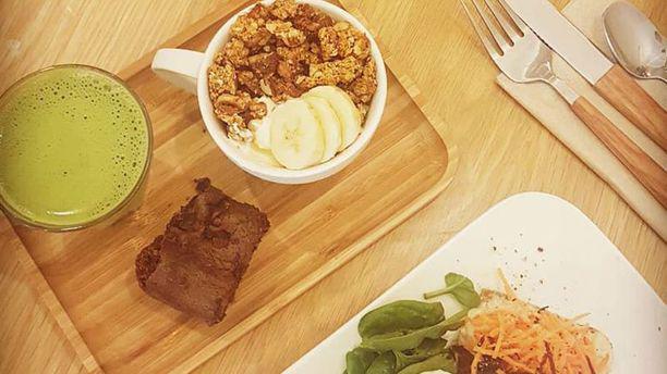L'Avocat Café suggestion du chef