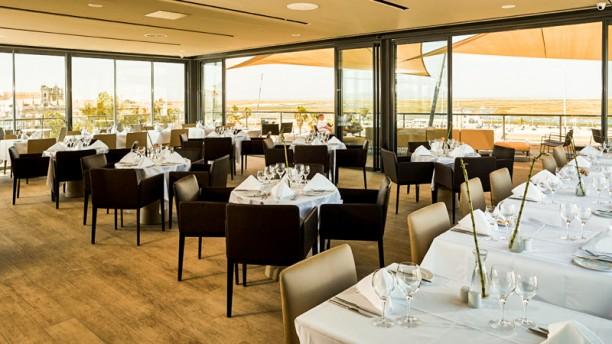 Ria Formosa Restaurante Restaurant interior