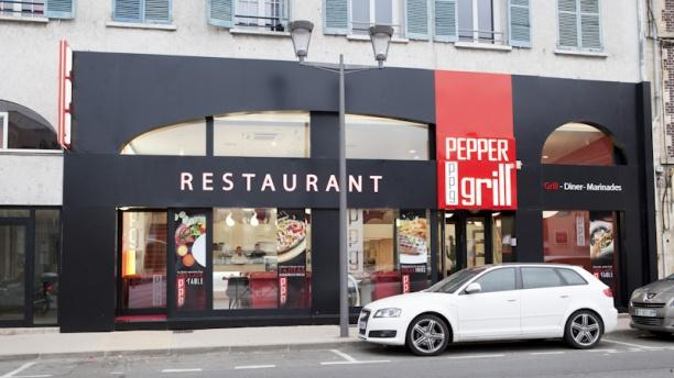 Pepper Grill Devanture