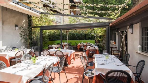 Da Romolo Alla Mole Adriana In Rome Restaurant Reviews