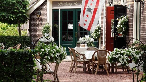 Herberg De Fazant Het restaurant