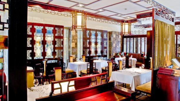 Tse Yang - Hotel Villa Magna Vista de la sala