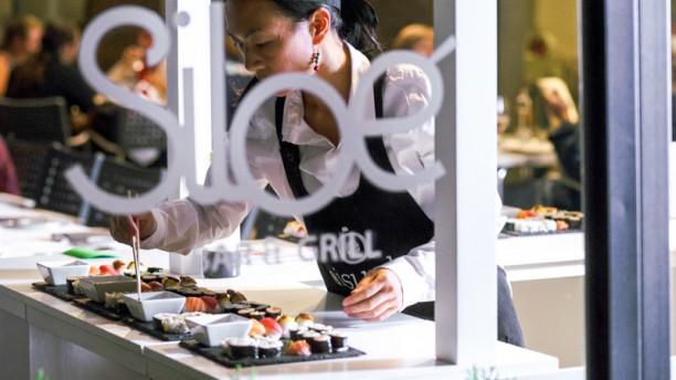 Siloe Bar & Grill terraza