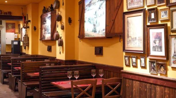 Café Boheme Sala