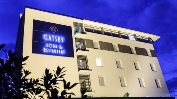 Gatsby Hotel & Restaurant façade