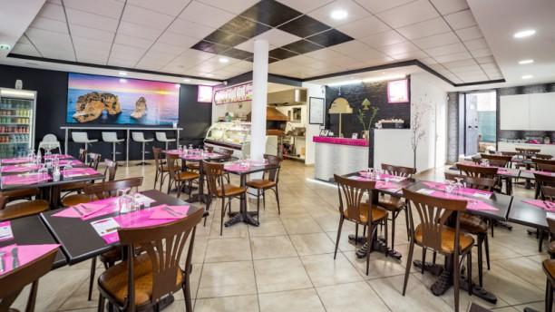 Le prince cuisine libanaise Salle du restaurant