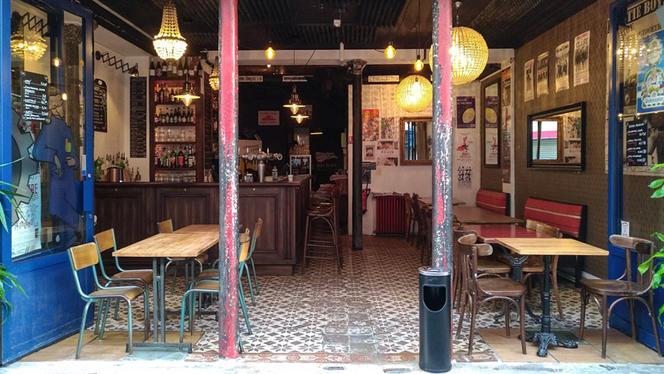 L'Engrenage - Restaurant - Paris