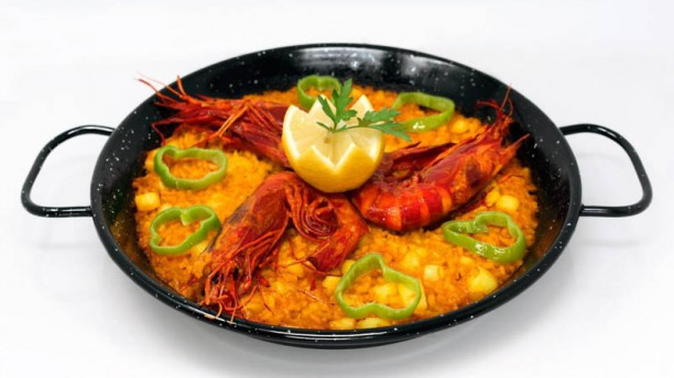 Paella nº 1 Sugerencia del chef