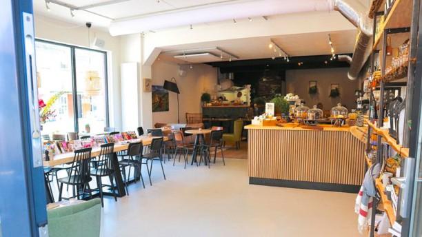 De Huiskamer van Driebergen Restaurant